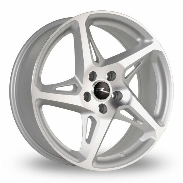 """ALLOY WHEELS X 4 18"""" RIVER R4 SMF FOR VAUXHALL OPEL ASTRA SIGNUM VECTRA ZAFIRA"""