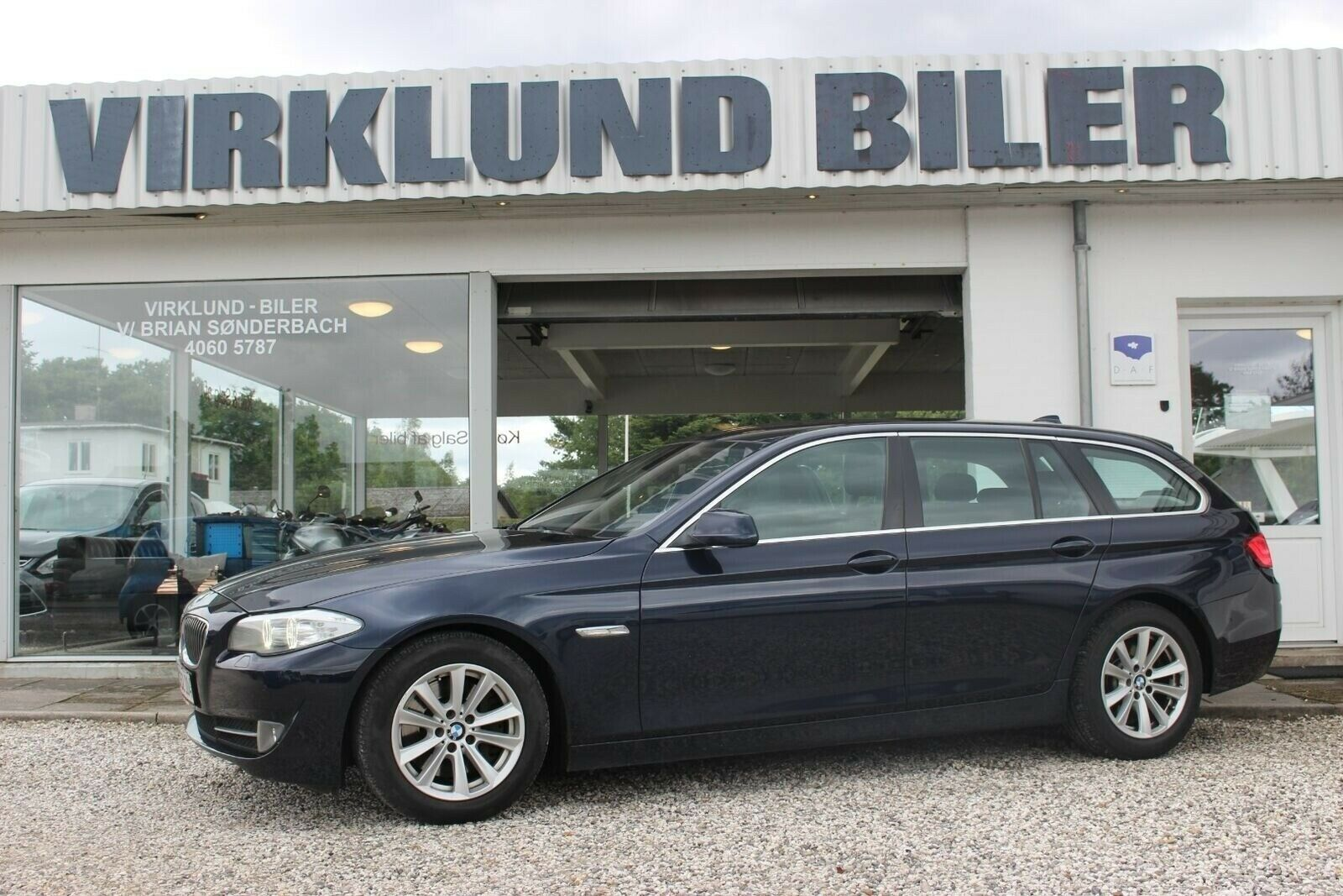 BMW 525d 3,0 Touring aut. 5d