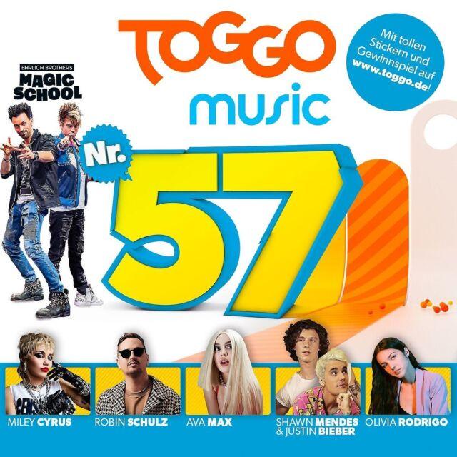 Toggo Music. Vol.57, 1 Audio-CD