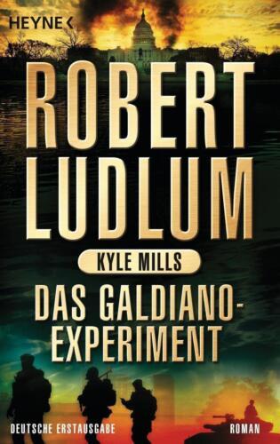 1 von 1 - Das Galdiano-Experiment ► Robert Ludlum  ►►►UNGELESEN