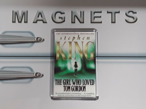 Stephen king aimant de réfrigérateur livre d/'art choix de design