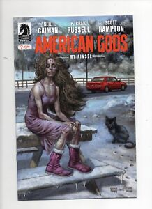 Details about Dark Horse American Gods My Ainsel #7 Comic Book