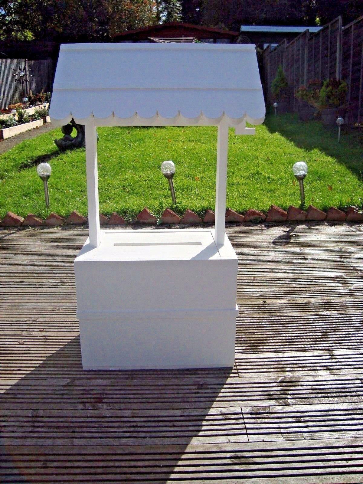 Mariage Wishing Well 80 cm haut. en vente pour envoi gratuit au Royaume-Uni