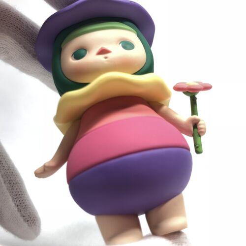 POP MART PUCKY Mini Figure Designer Toy Figurine Forest Fairies Mushroom Fairy