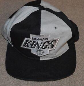 La foto se está cargando Gorra-Sombrero-Gorro -De-Coleccion-Los-Angeles-Kings- c4b49ead56b