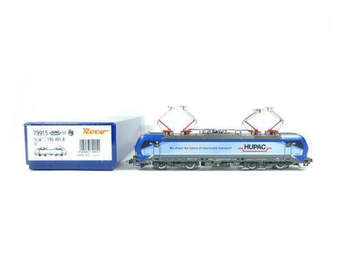 Roco H0 79915 AC OVP sound digital neu HUPAC E-Lokomotive 193