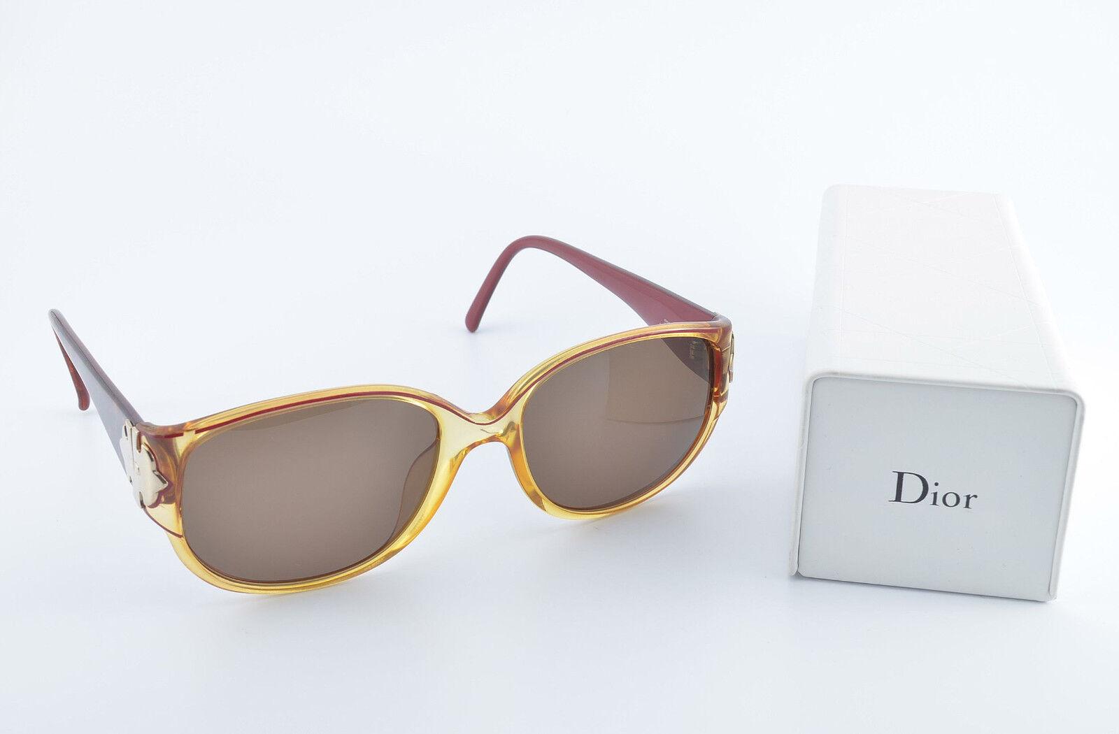 CHRISTIAN DIOR Optyl Sonnenbrille Mod. 2419 30 5617 135 Woman Sunglasses 80s | Starke Hitze- und Abnutzungsbeständigkeit  | Kostengünstiger  | Bekannt für seine schöne Qualität  | Guter Markt