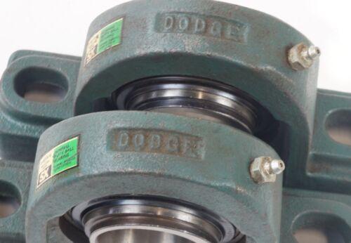 """Dodge 124077 1 15//16/"""" XS Normal Duty Pillow Block Ball Roller Bearing Element"""