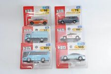 6 type Takara Tomy Tomica No.31, No.78, No.86, No.101, No.98, No.105 from Japan