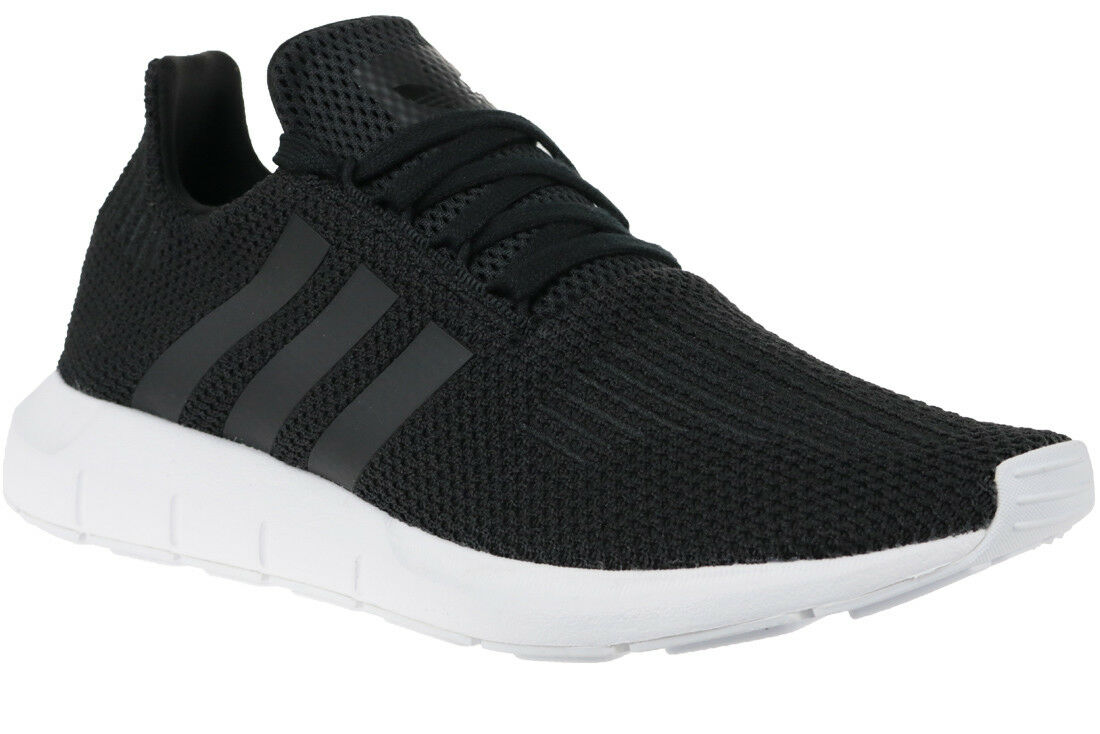 Adidas Originals Swift run b37726 caballeros zapatillas zapatillas deporte negro Core negro deporte 4cf384