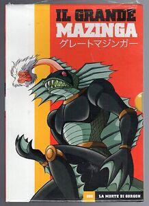dvd-IL-GRANDE-MAZINGER-numero-6-EL-MORTE-GORGONA