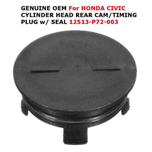 1Pc-Cylinder-Head-Rear-Cam-Plug-with-Seal-12513-P72-003-225-01023-310-a-PN