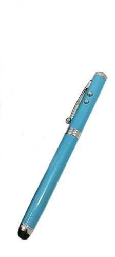 Laserpointer LED Taschenlampe Kuli Kugelschreiber Touch Pen Katzenspielzeug