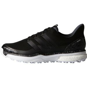 Mens Adidas Adipower Sport Boost 2 0 Core Black/Ftwr White Golf Shoes