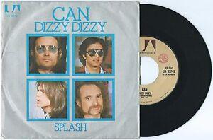 7-034-CAN-Dizzy-Dizzy-Splash-United-Artists-75-ITALY-German-prog-kraut-rock-VG