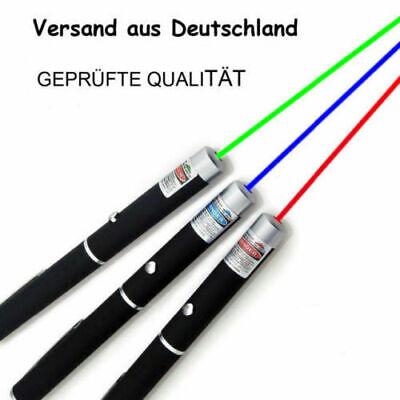 3 X Laserpointer GrÜn✔rot✔blau✔ Nur 7,99€
