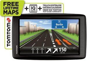 TomTom-Start-60-M-Europa-45-Laender-6-034-XXL-EU-IQ-GPS-Navi-3D-Europe-Lifetime-Maps