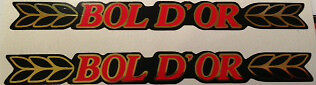 HONDA CB750F CB750FA CB750FB CB900F CB900FA CB900FB BOLD/'OR SIDE PANEL DECALS 2