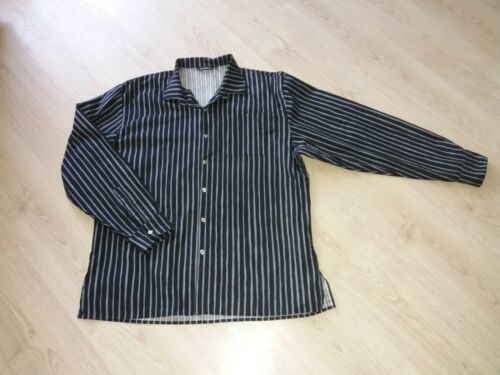 MARIMEKKO jokapoika mens striped cotton shirt size