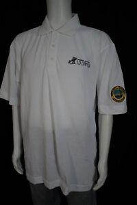Details about Men's LARGE Financial Advisory LD Lowe SR DFW Community  Network Polo Shirt
