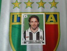 Calciatori 2000 2001 panini figurina 164 DEL PIERO RARA