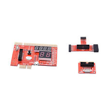 PCI/PCIE/LPC/MINIPCI-E/EC USB PC Diagnostic Post Test Debug Card & LPC Cable GR