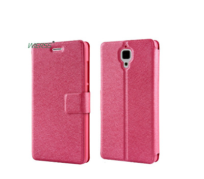 premium selection 39bbf 06940 Case Cover for Xiaomi Mi4 Mi4W 5.0 inch Flip Leather Wallet Stand 4 Color  unique | eBay