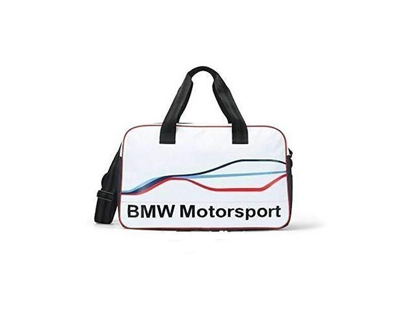 Original BMW Motor Sport Bolsa Deporte Nuevo   Embalaje Original