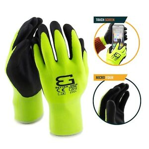 Better-Grip-MicroFoam-Work-Gloves-For-Smart-Phone-BGFLEXMF
