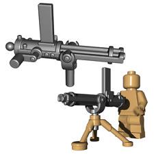 Custom TYPE 92 Japanese Machine Gun w// Tripod for Lego WWII Minifigures NEW