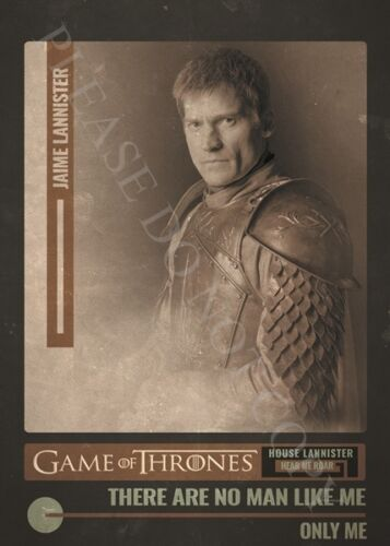GAME OF THRONES NEW POSTER DESIGNS A3 A4 HQ Retro Vintage Decor Wall Art Print