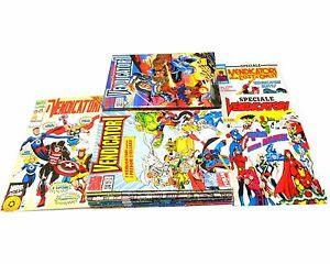 I-VENDICATORI-avengers-lotto-20-albi-1-23-con-speciali-marvel-italia