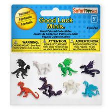 Fantasy Fun Pack Mini Good Luck Figures Safari Ltd NEW Toys Educational Kids