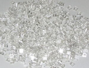 LEGO-LOT-OF-500-NEW-TRANS-CLEAR-TRANSPARENT-SLOPE-30-1-X-1-X-2-3-SLOPED-PARTS