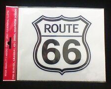 Route 66 Micro Fiber Lens Cleaning Cloth
