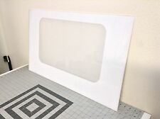 GE Range Oven Outer Door Glass (29.5/8 X 18) WB57T10092