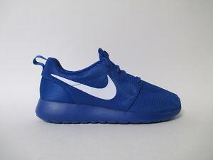 Nike Roshe One Blue Jay White Size 9 1/2 511881-409