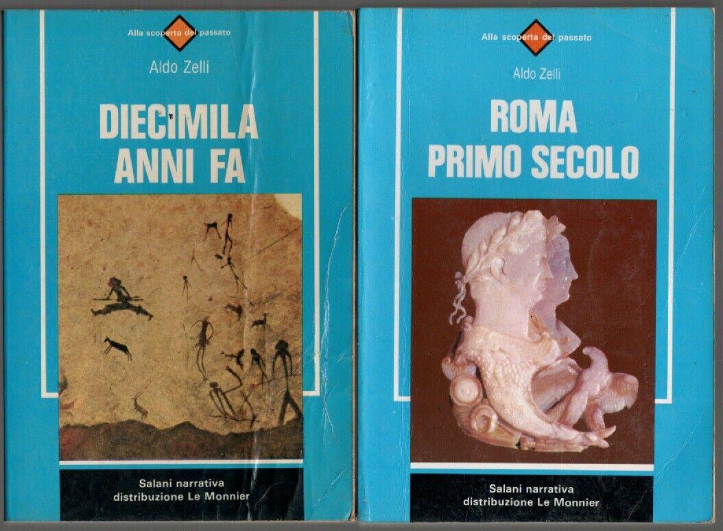 DIECIMILA ANNI FA + ROMA PRIMO SECOLO