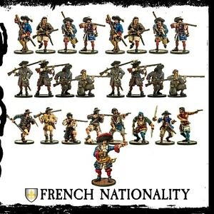 Nationalité française Firelock Games Blood & Plunder Brand New Fgd 0014 852946007328