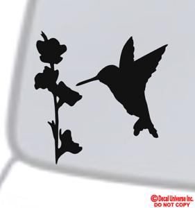 Decals & Stickers Automotive HUMMINGBIRD Vinyl Decal Sticker Car ...