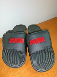 cfcb12ec2f9 Details about PUMA Brand New Sandals Surfcat Slides Flats Loafers Womens  Shoes Sz 9 👣ks3