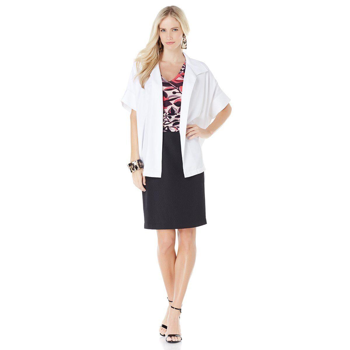 N Natori Kimono Style Topper 393727-J