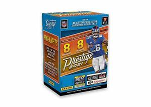 Great Deal~~ NEW SEALED BOX WAX - 2021 Panini Prestige NFL Football Blaster Box!