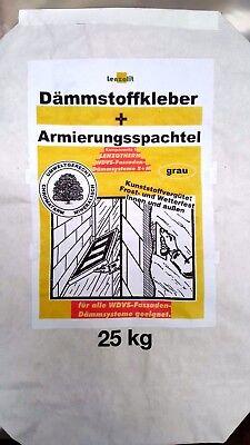 RüCksichtsvoll Armierungskleber Wdvs Klebemörtel Styroporkleber Grau Winterrezeptur Einfach Zu Schmieren 0,34€/kg