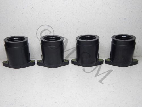 YAMAHA 89-90 FZR600 90-99 FZR600R NEW K/&L CARBURETOR INTAKE BOOT SET 11-4233