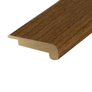 Laminate Stair Nosing 1 2m Merbau Lb4, How To Glue Laminate Flooring Stairs