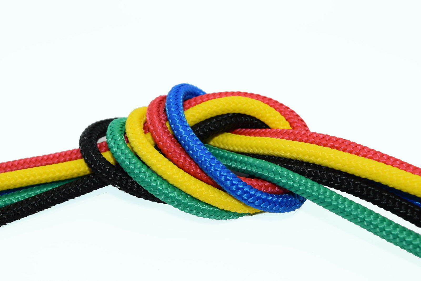 5mm Braided Polypropylene Poly Rope Cord Boat  Yacht Sailing Climbing