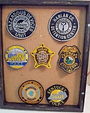 Justified Series FX TV Props Harlan Screen Used Police & Sheriff Patch Kentucky