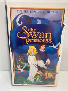 The-Swan-Princess-VHS-1995-Clam-Shell