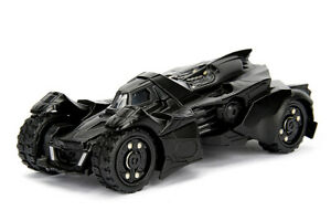 1-32-Jada-2015-Batman-Batmobile-Arkham-Knight-Diecast-Model-Toy-Car-5-034-NO-BOX